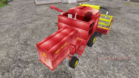 Zmaj 142 für Farming Simulator 2015