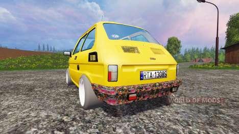 Fiat 126p pour Farming Simulator 2015