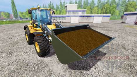 Bucket pour Farming Simulator 2015