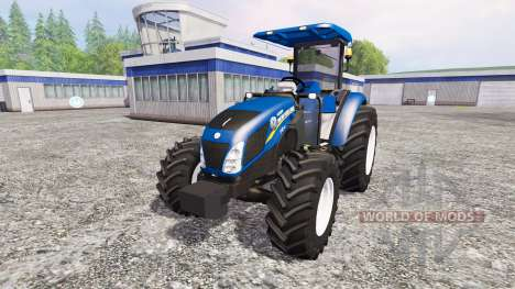 New Holland T4.75 [ensemble] pour Farming Simulator 2015