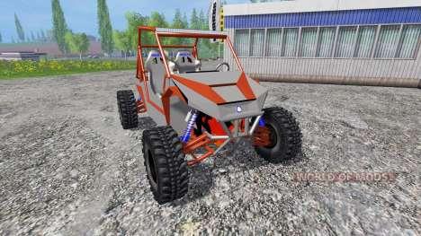 Polaris RZR [wheels] für Farming Simulator 2015