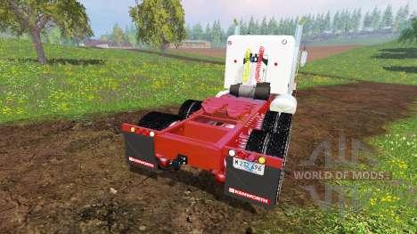 Kenworth C500M v1.1 pour Farming Simulator 2015