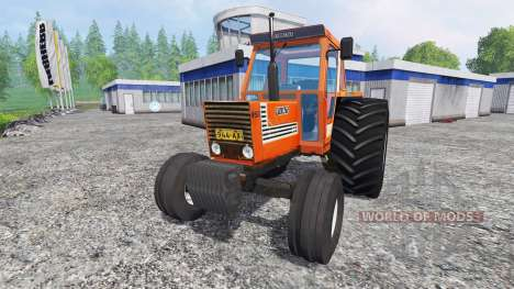 Fiat 980 v1.2 pour Farming Simulator 2015