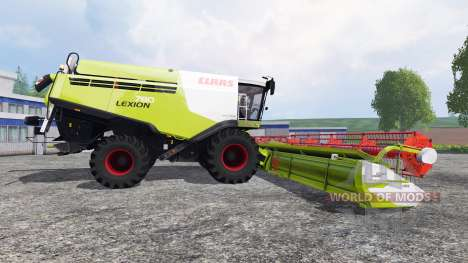 CLAAS Lexion 780 v1.2 für Farming Simulator 2015