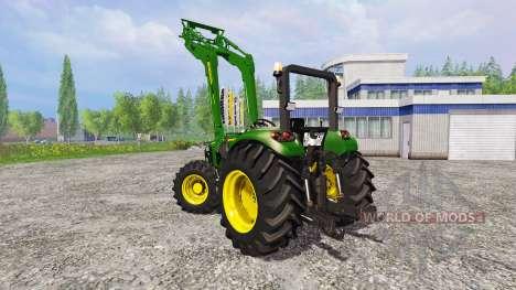 John Deere 5085M für Farming Simulator 2015