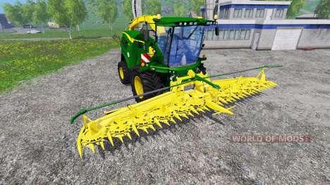 Kemper 390 Plus v1.0 für Farming Simulator 2015