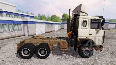 MAZ-5432 für Farming Simulator 2015