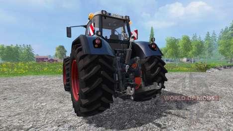 Fendt 930 Vario TMS v2.0 pour Farming Simulator 2015