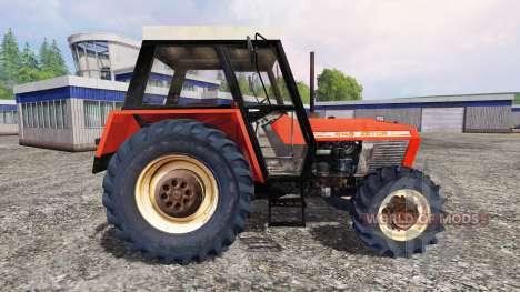 Zetor 8145 pour Farming Simulator 2015