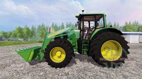 John Deere 7530 Premium v2.2 für Farming Simulator 2015