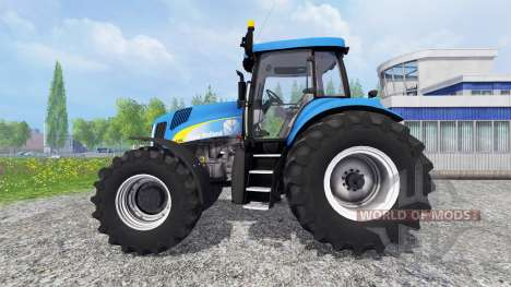 New Holland TG 285 pour Farming Simulator 2015