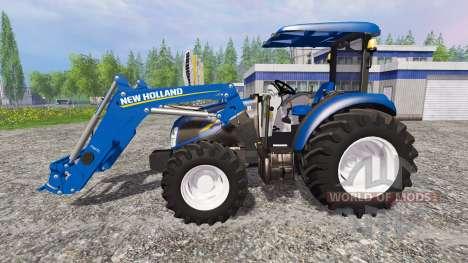 New Holland T4.75 [ensemble] für Farming Simulator 2015