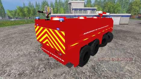 VMA Sapeur Pompiers v2.0 für Farming Simulator 2015