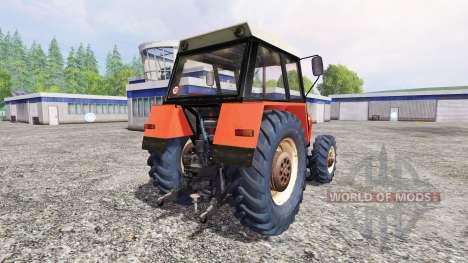 Zetor 8145 für Farming Simulator 2015