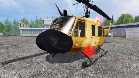 Bell UH-1 Iroquois für Farming Simulator 2015