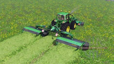 John Deere F310R и R870R für Farming Simulator 2015