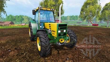 Buhrer 6135A V8 v1.1 pour Farming Simulator 2015