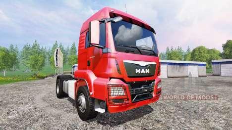 MAN TGS 18.440 4x2 pour Farming Simulator 2015