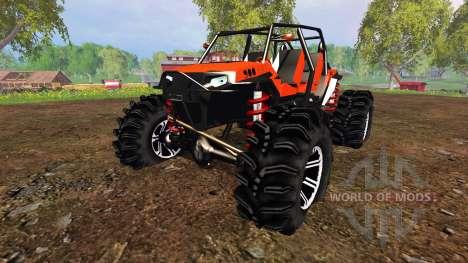 Polaris RZR XP 1000 pour Farming Simulator 2015