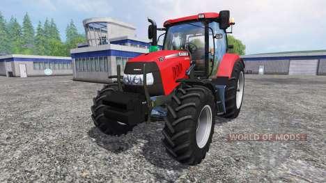Case IH Maxxum 125 [edit] für Farming Simulator 2015