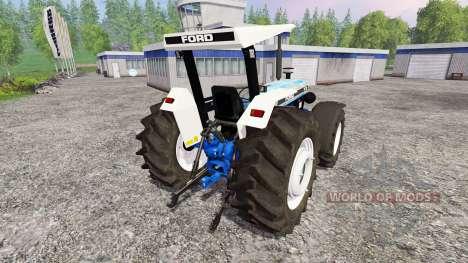 Ford 7610 für Farming Simulator 2015