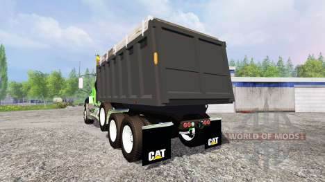 Caterpillar CT660 [dump] für Farming Simulator 2015
