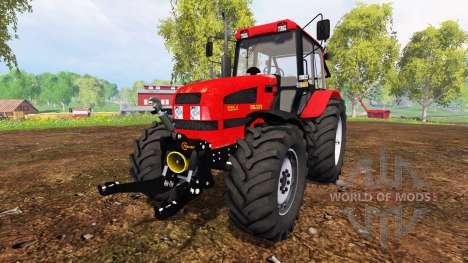 Belarus 1221.4 v1.0 für Farming Simulator 2015