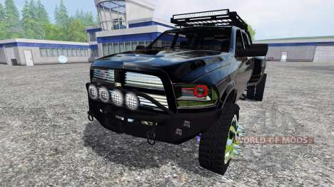 Dodge Ram pour Farming Simulator 2015