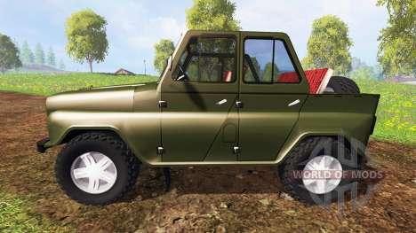 UAZ-469 v1.0 pour Farming Simulator 2015