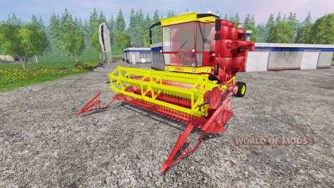 Zmaj 142 pour Farming Simulator 2015