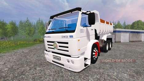 Volkswagen 18-310 [dump truck] für Farming Simulator 2015