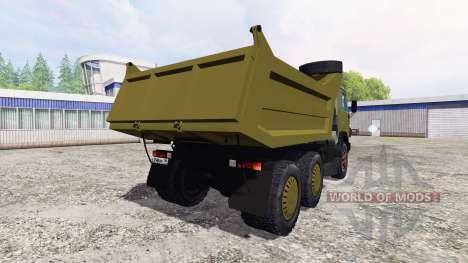 KamAZ-54102 für Farming Simulator 2015