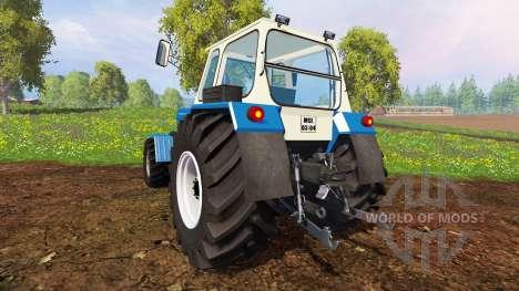 Fortschritt Zt 403 für Farming Simulator 2015