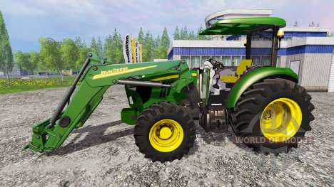 John Deere 5115M für Farming Simulator 2015