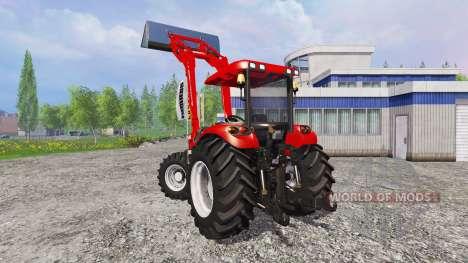 Massey Ferguson 5445 FL [ensemble] für Farming Simulator 2015