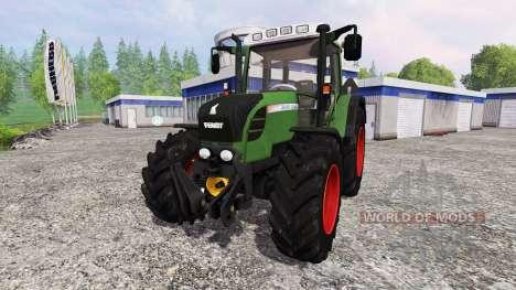 Fendt 312 Vario TMS FL [washable] für Farming Simulator 2015