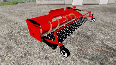 RSM v2.0 für Farming Simulator 2015