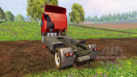 KamAZ-5460М v2.0 für Farming Simulator 2015