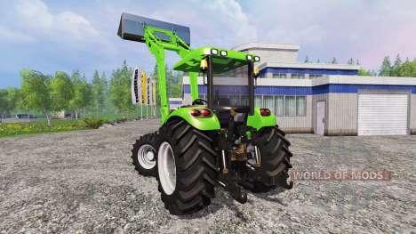 Deutz-Fahr 5250 TTV für Farming Simulator 2015