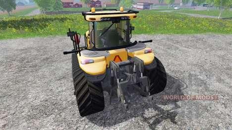 Caterpillar Challenger MT865B v1.1 pour Farming Simulator 2015