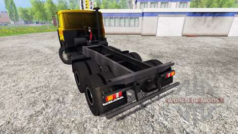 MAZ-5516 [build] v3.0 pour Farming Simulator 2015