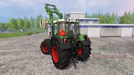 Fendt 312 Vario TMS FL [washable] pour Farming Simulator 2015