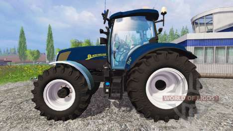 New Holland T7.270 v1.0 für Farming Simulator 2015