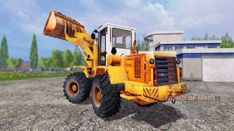Amkodor-18 für Farming Simulator 2015