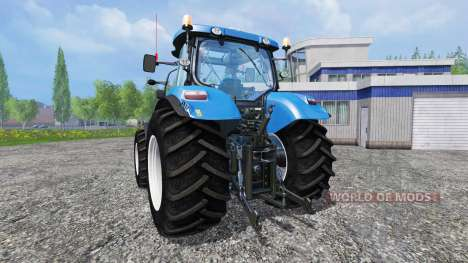 New Holland T6.160 v1.0 für Farming Simulator 2015