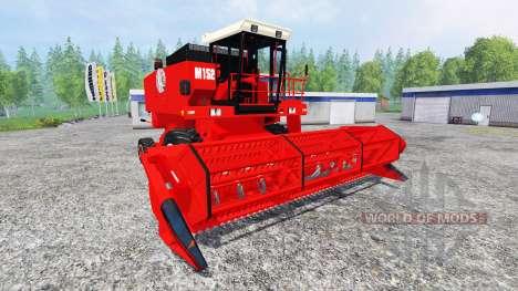 Laverda M152 für Farming Simulator 2015