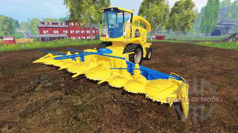 New Holland FX48 v1.1 für Farming Simulator 2015