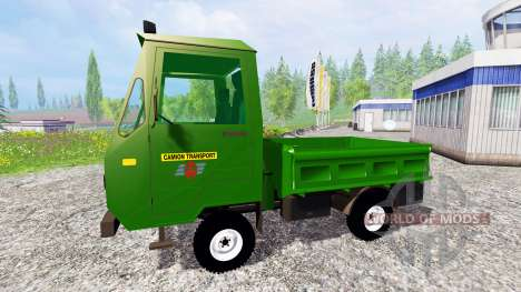 Multicar M25 [camion transport] für Farming Simulator 2015