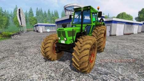Deutz-Fahr D 13006A v1.1 pour Farming Simulator 2015