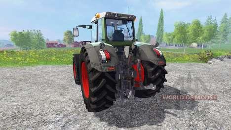 Fendt 828 Vario SCR v2.0 pour Farming Simulator 2015